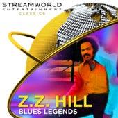 Z.Z. Hill Blues Legends by Z.Z. Hill