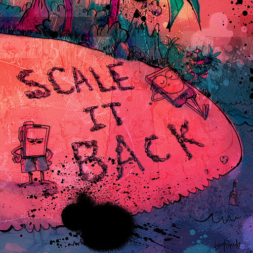 Scale It Back (Remixes) by DJ Shadow