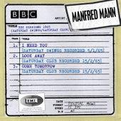 BBC Sessions (Saturday Swings/Saturday Club Recorded 1965) de Manfred Mann