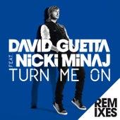 Turn Me On (feat.Nicki Minaj) [Remixes] by David Guetta