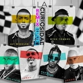 La Curiosidad (Blue Grand Prix Remix) [feat. Dj Nelson, Jhay Cortez, Lunay & Kendo Kaponi] de Jay Wheeler