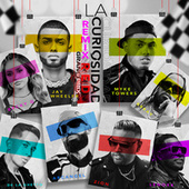 La Curiosidad (Red Grand Prix Remix) [feat. DJ Nelson, Arcangel, Zion & Lennox, De La Ghetto & Brray] de Jay Wheeler