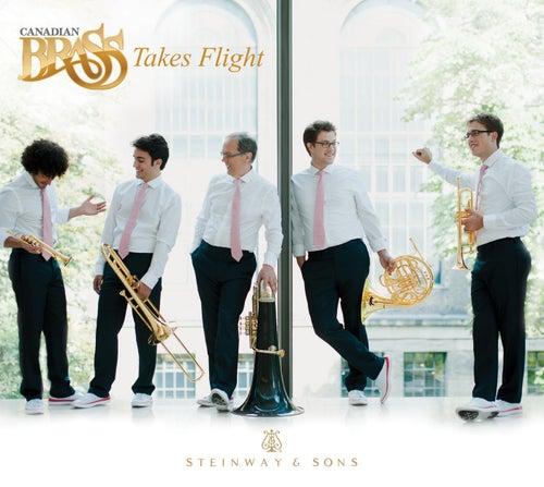 Canadian Brass Takes Flight by Canadian Brass