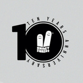 10 Years of Smiley Fingers von Various Artists