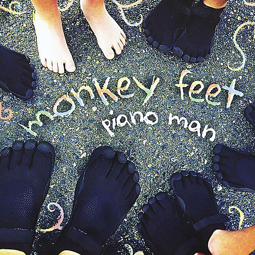 Monkey Feet by Piano Man