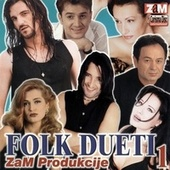 Folk dueti ZaM produkcije 1 de Various Artists