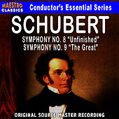 Schubert: Symphony No. 8 & 9 de South German Philharmonic Orchestra