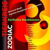 Stockhausen: Tierkreis for Saxophone and Electronics by Giovanni Nardi