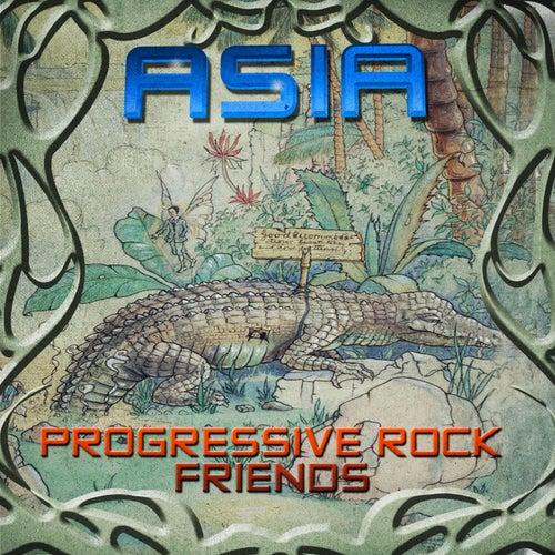 Progressive Rock Friends by Various Artists