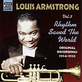 Armstrong, Louis: Rhythm Saved The World (1934-1936) by Louis Armstrong