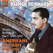 Reinhardt, Django: Americans in Paris (1935-1937) de Various Artists