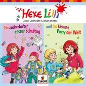 009/Ein zauberhafter erster Schultag (Erstlesergeschichten) von Hexe Lilli