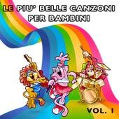 Le piu' belle canzoni per bambini, Vol. 1 by Il Laboratorio del Ritmo