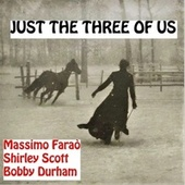 Just the Three of Us by Shirley Scott