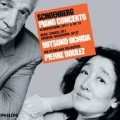Schoenberg: Piano Concerto von Mitsuko Uchida