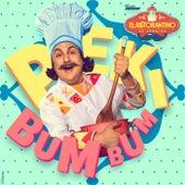 Peki, bum, bum (De ¨El Ristorantino de Arnoldo¨) de Elenco de El Ristorantino de Arnoldo