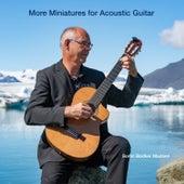 More Miniatures for Acoustic Guitar von Søren Bødker Madsen