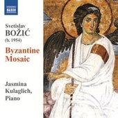 Božić: Byzantine Mosaic by Jasmina Kulaglich