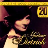 20 Temas, Marlene Dietrich. Divas The Gold Collection. by Marlene Dietrich