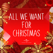 All We Want For Christmas by Various Artists