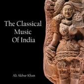 The Classical Music of India de Ali Akbar Khan