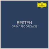 Britten Great Recordings by Benjamin Britten
