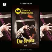 Die Spione - Die Schwarze Fledermaus, Folge 7 (Ungekürzt) von GW Jones