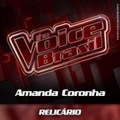 Relicário (Ao Vivo) de Amanda Coronha