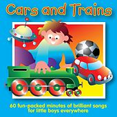 Cars and Trains by Kidzone