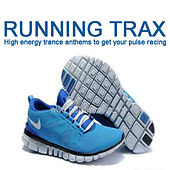 Running Trax - High Energy Trance Anthems to Get Your Pulse Racing von Various Artists