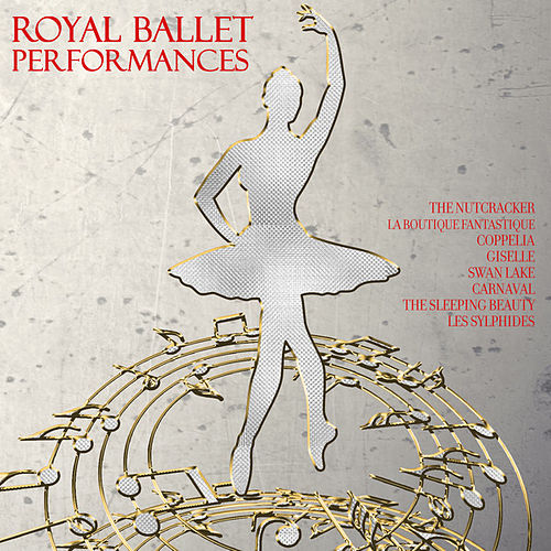 Royal Ballet Performances by Ernest Ansermet
