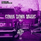 Throwed Fella Ent. X Spokes & Vogues Presents: Comin' Down, Vol. 1 (Slowed & Chopped) by DJ RED