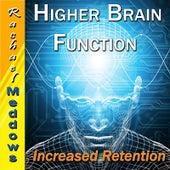 Higher Brain Function & Increased Retention, Better Memory Guided Meditation Hypnosis Binaural Beats by Rachael Meddows