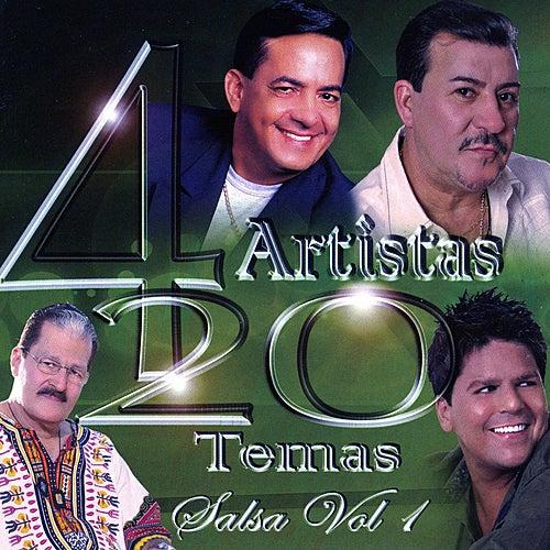 20/4 Salsa Vol.1 by Various Artists