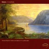 Violarra: 19th Century Virtuoso Music for Violin & Guitar by Duo Violarra