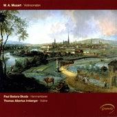 Mozart: Violin Sonatas de Various Artists
