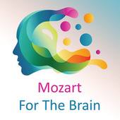 Mozart For The Brain by Wolfgang Amadeus Mozart