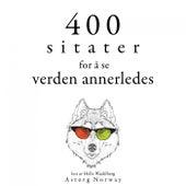 400 sitater for å se verden annerledes (Samle de beste tilbudene) by Dalai Lama