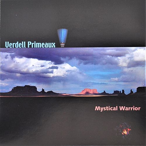 Mystical Warrior by Verdell Primeaux