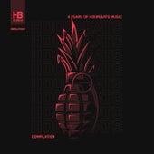 4 Years of Hoofbeats Music von Various Artists
