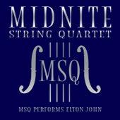 MSQ Performs Elton John von Midnite String Quartet