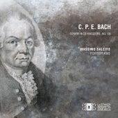 C. P. E. Bach Sonata, Wq. 136 von Massimo Salcito