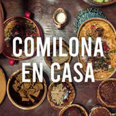 Comilona en casa by Various Artists
