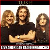 My Own Freewill (Live) von Rush