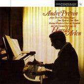 Andre Previn Plays Songs By Harold Arlen de André Previn