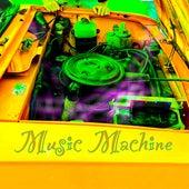 Music Machine by George Pulia