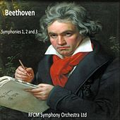 Complete Beethoven Symphonies: Vol. 1 by RFCM Symphony Orchestra