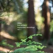 Live Ambient Improvised Recordings, Vol. 1 de Moby