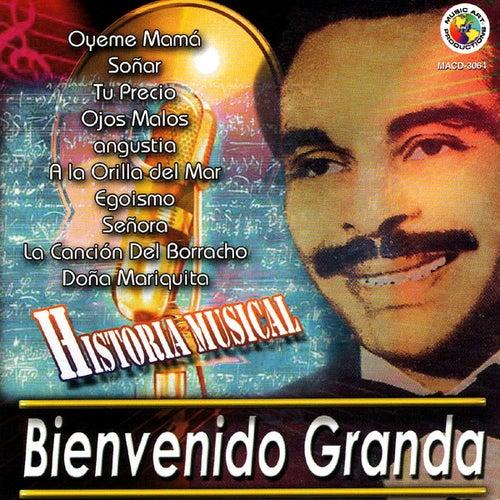 Historia Musical by Bienvenido Granda