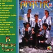 15 Grandes Exitos by Apache 16